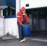 Dräger  Chemical Protective Overalls Workstar Flexothane