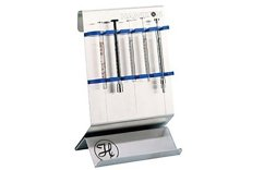 Syringe Rack for the Series 700, 1700 or 7000  HAMILTON