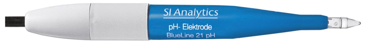 BlueLine Spear Tip Electrodes 21 pH / 21 pH 1M-DIN-ID  SI Analytics®