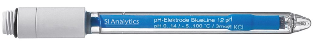 BlueLine pH Combination Electrodes, Liquid Electrolyte  SI Analytics®