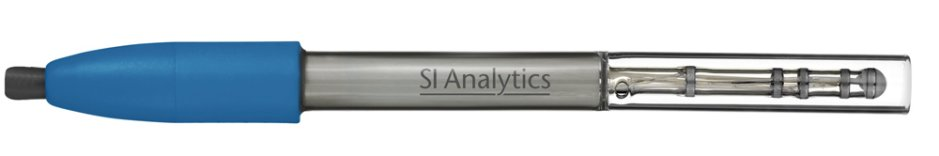 ScienceLine Conductivity Measurement Cells with Fixed Cable, Glass Shaft  SI Analytics®