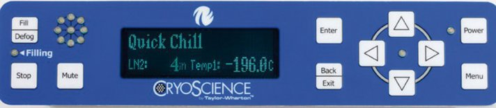 Worthington Industries, CryoScience by Taylor-Wharton  Accessories for Laboratory Systems