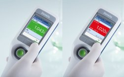 METTLER TOLEDO  Density2Go: New, Light, Intuitive and Rugged Portable Density Meters